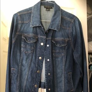 Lane Bryant Denim Jacket